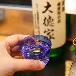 寿司と地魚料理 大徳家 - 大徳家オリジナルの冷酒もございます
