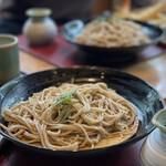 季節料理 あら珠 - 北海道産十割そば