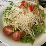 天竺 - 大根サラダ