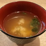 豊鮨 - 椀物