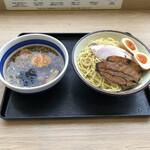 """松戸富田製麺 - """"特製もりそば""""1,200円♪"""