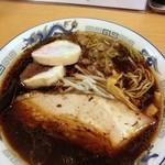 麺 和華 - 醤油 700円