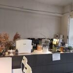 cafe Mode - お水はセルフ