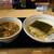 つけめん 蕾 - 濃厚魚介つけ麺 並盛