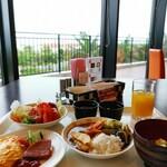 オーシャンビューレストラン REIR - 料理写真:いただきます( ´∀` )b