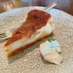 蓮 - キャラメルチーズケーキ