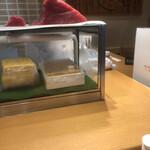 板前寿司  - カウンター席 生本まぐろ