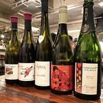 ピパル - 利きワイン三種セット(1,380円)で選んだワイン