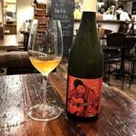 ピパル - ドメーヌ ポンコツ まどぎわ(オレンジワイン)