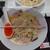 リンガーハット - 料理写真:長崎ちゃんぽん(麺2倍)650円 丼の直径25cm