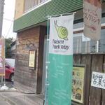Kicchinnosutarujiya - 日野川側から