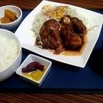15302636 - 豚テキランチ(限定20食)