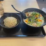 ちゃんぽん麺 十々家 - 料理写真: