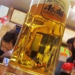 """15304956 - まずは""""生ビール""""で。。。"""