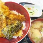 魚座屋 - 料理写真:天丼