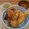 神田 天丼家 - 料理写真:天丼+鱚