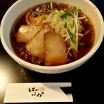 中華料理 にいはお - 料理写真:チャーシュー麺