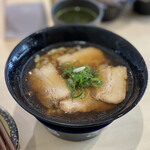 はま寿司 - 喜多方ラーメン 418円