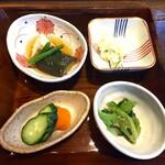 米寿 - 小鉢膳