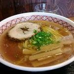 赤兎 - 香味醤油ラーメン