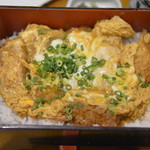 レストラン風月 - 料理写真:金星豚のカツ重