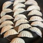 中華そば なんぶ庵 - フライパンで焼きます