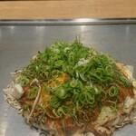 湊商店 - 海の幸焼 チーズトッピング