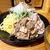 おっこん雅 - 料理写真:トッピングの牛すじ(¥100)。独特のミルキーな香りと、すじ部分のクニクニ食感