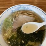つべつ西洋軒 - スープ