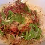 紅蠍 - 2012年:汁なし坦々麺
