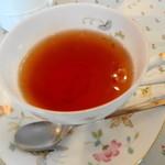 GRACE SAISON - 2種類ある紅茶のウチの1つ。英国風の紅茶でした。