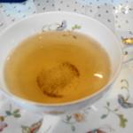 GRACE SAISON - こちらは中国っぽい名前のついた紅茶でした。