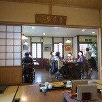 浅田 - 奥に座敷があります
