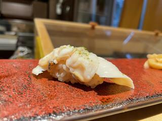 さわ木庵 - 煮蛤 塩