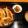魚料り かさはら - 料理写真:『天丼』(税込み980円)