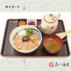 魚七鮮魚店 - 料理写真:ランチ★鯛茶漬け丼