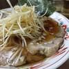 こえもん - 料理写真:ネギ豚バラチャーシュー麺