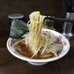 こえもん - 細身の麺リフト