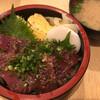 辰己家 - 料理写真:カツオ漬け丼 1,000円