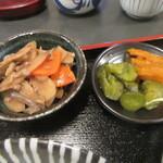 153080791 - 副菜・漬物