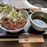 153083020 - 和風ローストビーフ丼