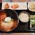 マショマショ&マショチキン - キムチそうめん定食780円