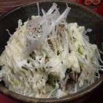 15309283 - ネギマヨチャーシュー丼