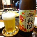 15309719 - ビールで乾杯~