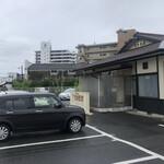 久留米荘 - 外観