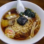 味はな - 海鮮とろろラーメン500円