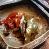 六番車 - 料理写真:【唐辛子の】しょうゆ漬け。話の種に。