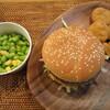 マクドナルド - 料理写真:ビッグマック、チキンマックナゲットハッピーセット(サイド:枝豆コーン)