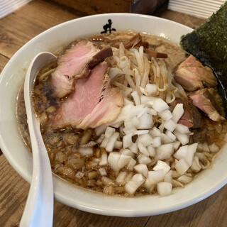 井田商店 - 料理写真:背脂醤油らーめん大盛