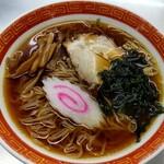 西新井ラーメン - ラーメン500円